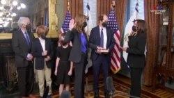 ՄԱԿ-ում ԱՄՆ-ի նախկին դեսպան Սամանթա Փաուերը դարձավ USAID-ի նոր ղեկավարը: Երդմնակալությունն անցկացրեց ԱՄՆ փոխնախագահ Քամալա Հարրիսը: