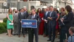 Конгресс США проголосовал за защиту прав ЛГБТ