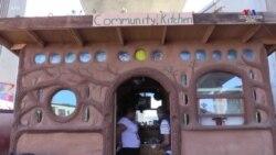 """Օկլահոմայի անօթևաններն ու մի շարք կամավորներ """"գյուղաքաղաք"""" են կառուցում մարդկանց գիշերելու և լոգանքի հնարավորություն ընձեռելու համար"""