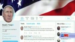 مناقشۀ تویتری ترمپ و صدراعظم بریتانیا