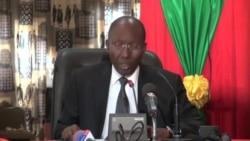 Burkina : le gouvernement assure être prêt pour sécuriser le scrutin de dimanche