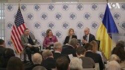Як Захід може посилити відповідь на агресію Росії в Азовському морі. Дискусія дипломатів та експертів. Відео