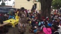 Zanu PF Pro-Grace Mugabe Protesters Demand Expulsion of Top Officals