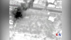 2014-08-17 美國之音視頻新聞: 美國發動空襲幫助伊拉克奪回摩蘇爾大壩