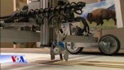 Robot hoạ sĩ