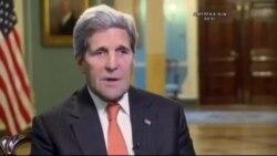 Kerry: 'Kürtler Türk Askerini Kobani'de İstemiyor'