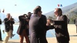 Líderes latinoamericanos llegan a Quito