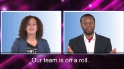 English in a Minute: On a Roll