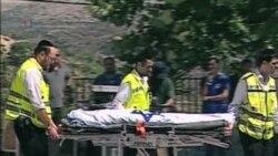 Israel entierra a jóvenes asesinados
