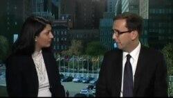 گفتگو با آلن ایر در رابطه با چگونگی پیشرفت مذاکرات نیویورک