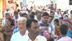印度踩踏悲劇致2人死亡