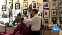 Washington Barber's Client List Including US Presidents, World Leaders