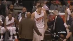 Єдиний українець в НБА показав, як живе. Відео