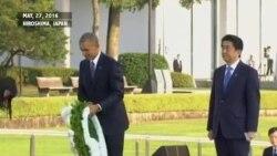 Obama ne Hiroshime