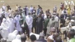Nigeria Djamana Kuntigui Muhammadu Buhari ka fanga niamogo Abba Kyari Fatura a Sudow kera bi Ka sababu kai corona Virus Banakisai ye