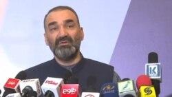 آقای نور از تعدد گروههای دهشت افگن و حامیان آنان در شمال افغانستان هشدار داد