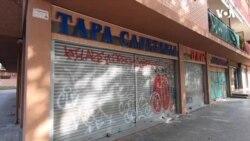 İspaniyada bizneslər açılmağa başlasa da, çətinliklər qalmaqdadır