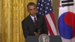 Օբամա. Ռուսաստանը կգիտակցի որ հնարավոր չէ ռմբակոծել դեպի խաղաղություն տանող ճանապարհը