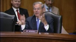 Senator Menendez Questions Mark Dubowitz on Iran Nuclear Deal