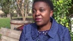 Cécile Kyenge s'exprime sur la situation électorale au Burkina Faso