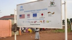 South Sudan Refugees Pour into Uganda