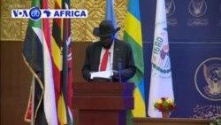 Sudani y'Epfo: Perezida Salva Kiir Yahaye Imbabazi Abarwanya Reta Yiwe