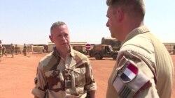 Premières opérations françaises au Sahel (vidéo)