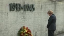 Angela Merkel posjetila Dachau