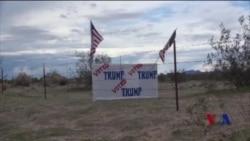 坚决支持川普的亚利桑那州选民