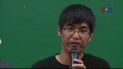 Lãnh đạo biểu tình Hồng Kông cân nhắc đến TQ vận động dân chủ