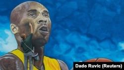 Mural a Kobe Bryant na Bósnia