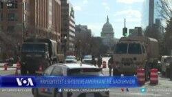 Kryeqytetet amerikane në gadishmëri në prag të inaugurimit
