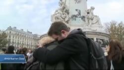 Parisliler Yasta Polis Zanlıların Peşinde