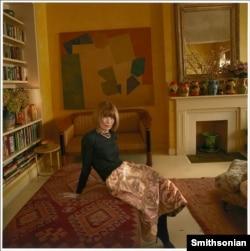 Anna Wintour, New York City, 2015/Annie Leibovitz/2015 (printed 2019), Archival pigment print/National Portrait Gallery, Smithsonian Institution