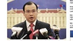 Việt Nam phản ứng trước tin giàn khoan Trung Quốc trở lại Biển Đông