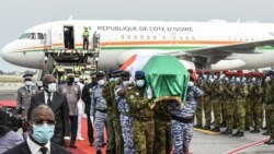 Cote d'Ivoire PM Ka Shou Kow