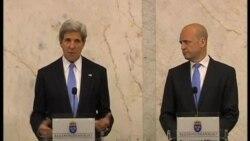 克里:敘利亞和談預計6月舉行