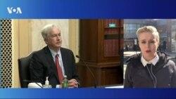 Уильям Бернс: главные геополитические противники США – Китай и Россия