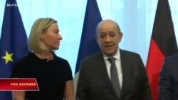 Mỹ-EU bàn về vấn đề Iran