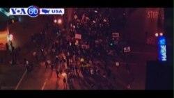 Bạo loạn bùng phát ở Ferguson, Missouri