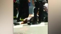 Xe lao vào khách bộ hành Times square; 1 chết, 20 bị thương