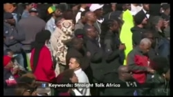 VOA's Shaka Ssali on Peaceful Protests Against Police Brutality