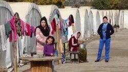 고향으로 가지 못하는 야지디 난민