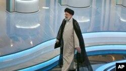 ابراهیم رئیسی در مناظره های انتخاباتی