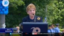 Madeline Albright: Kosova, krenaria ime