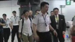 2017-01-09 美國之音視頻新聞: 香港最年輕議員羅冠聰遇襲
