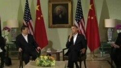 奥巴马:美国欢迎中国继续和平崛起