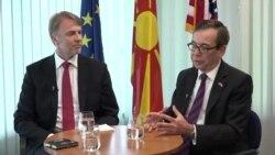 Зошто официјален Берлин директно се вклучи во обидите да се реши кризата во Македонија?