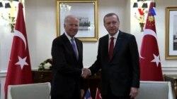 Erdoğan - Biden Görüşmesi