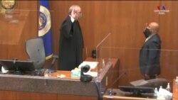 Շարունակվում է Ջորջ Ֆլոյդի սպանության հարցով դատավարությունը